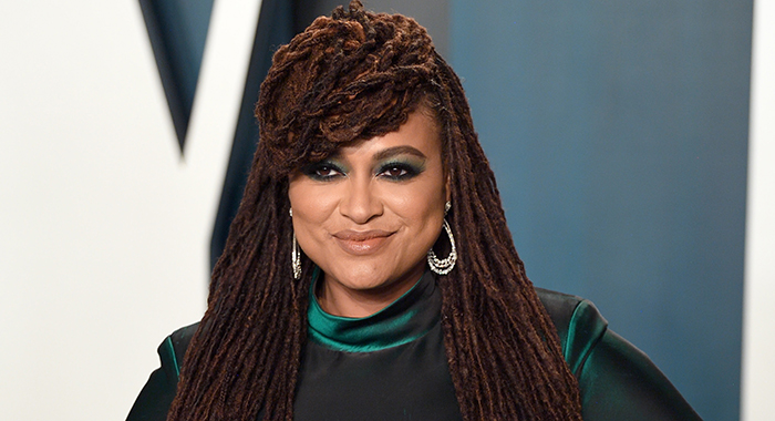 Ava DuVernay attends the 2020 Vanity Fair Oscar Party hosted by Radhika Jones at Wallis Annenberg Center for the Performing Arts on February 09, 2020 in Beverly Hills, California. (Photo by Karwai Tang/Getty Images)