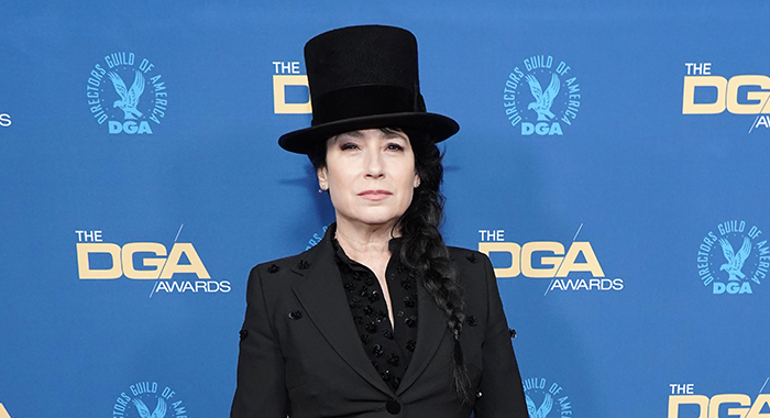 Amy Sherman-Palladino arrives for the 72nd Annual Directors Guild Of America Awards at The Ritz Carlton on January 25, 2020 in Los Angeles, California. (Photo by Rachel Luna/WireImage)