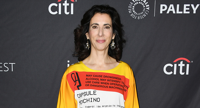 "Aline Brosh McKenna attends The Paley Center For Media's 2019 PaleyFest LA - ""Jane The Virgin"" And ""Crazy Ex-Girlfriend"": The Farewell Seasons at Dolby Theatre on March 20, 2019 in Hollywood, California. (Photo by Jon Kopaloff/WireImage)"