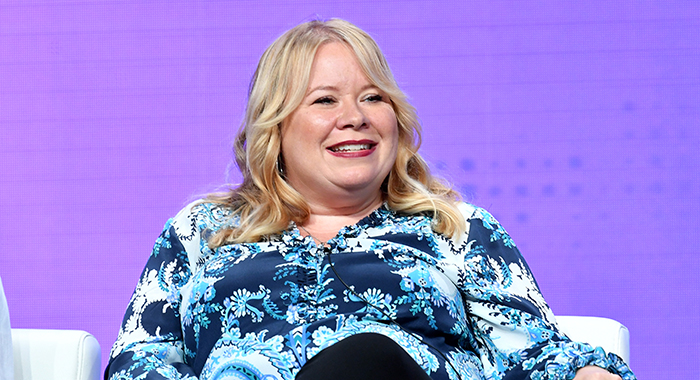 Julie Plec attends 2019 Summer TCA Press Tour - Day 13 at The Beverly Hilton Hotel on August 04, 2019 in Beverly Hills, California. (Photo by Amy Sussman/Getty Images)