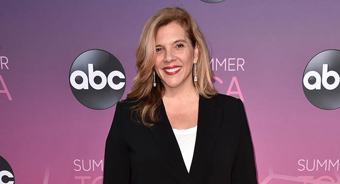 Krista Vernoff attends ABC's TCA Summer Press Tour Carpet Event on August 05, 2019 in West Hollywood, California. (Photo by Alberto E. Rodriguez/Getty Images)