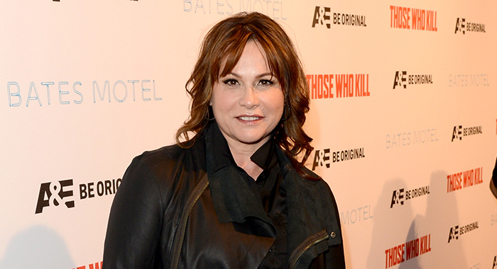 """Executive producer Kerry Ehrin attends A&E's """"Bates Motel"""" and """"Those Who Kill"""" Premiere Party at Warwick on February 26, 2014 in Hollywood, California. (Photo by Jason Merritt/Getty Images for A&E)"""