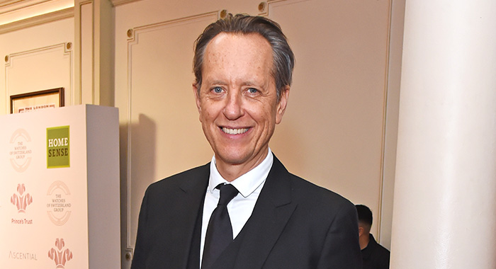 LONDON, ENGLAND - MARCH 11: Richard E. Grant attends The Prince's Trust and TKMaxx & Homesense Awards at The London Palladium on March 11, 2020 in London, England. (Photo by David M. Benett/Dave Benett/Getty Images)
