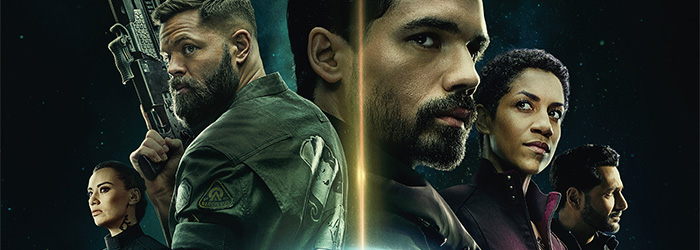 The Expanse season 4 poster (Amazon Prime Video)