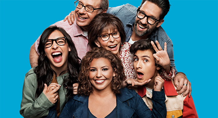 One Day at a Time cast (Pop TV)