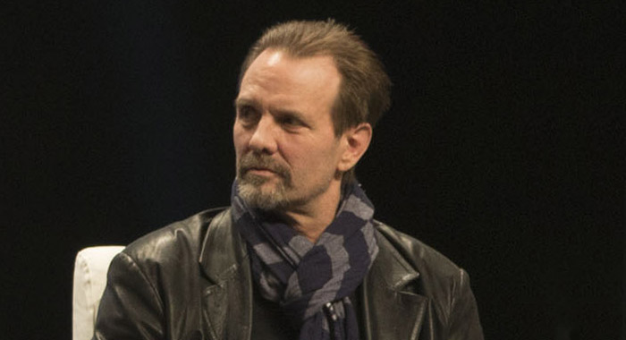 "CALGARY, AB - APRIL 26: ""Aliens"" actor Michael Biehn reunites with costars to celebrate the iconic film ""Aliens"" at the panel discussion ""Aliens Exposed"" during the Calgary Comic and Entratainment Expo on April 26, 2014 in Calgary, Canada. (Photo by Phillip Chin/Getty Images)"