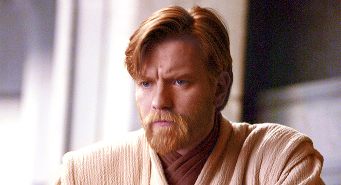 STAR WARS: EPISODE III-REVENGE OF THE SITH, Ewan McGregor