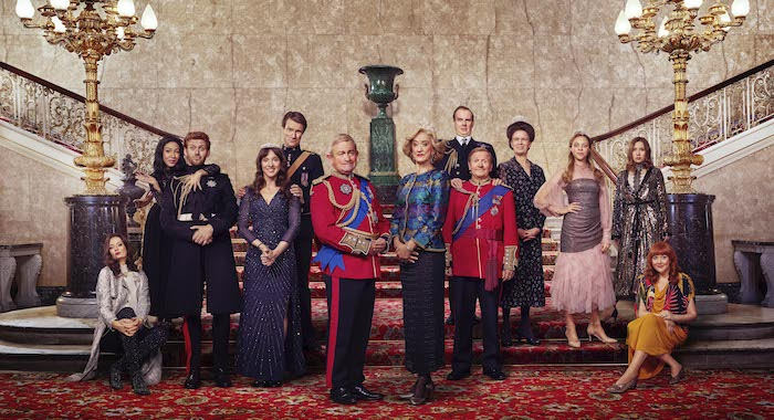 the windsors channel 4 netflix