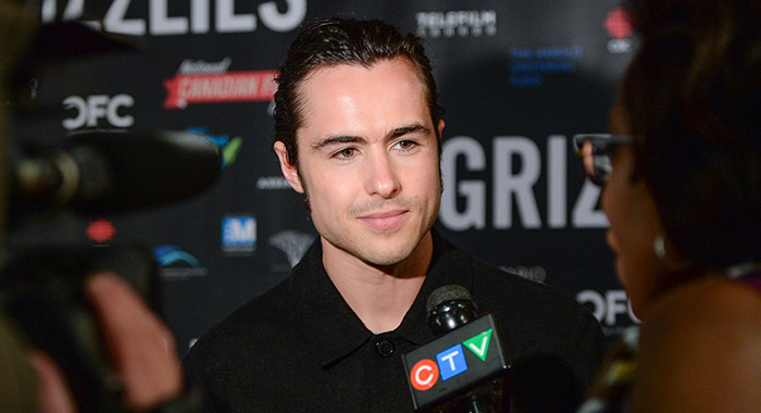 Ben Schnetzer interviewed in Toronto in April 2019