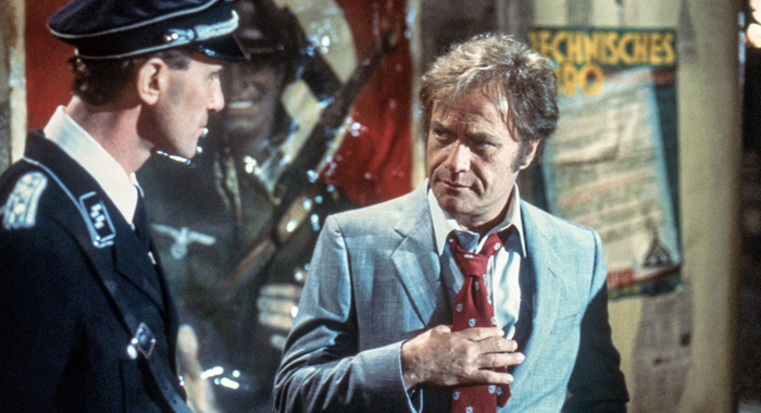Vic Morrow in Twilight Zone: The Movie