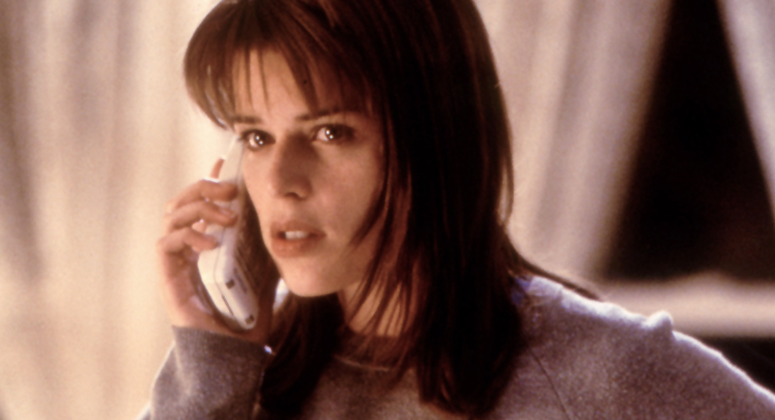 Neve Campbell in Scream (1996)