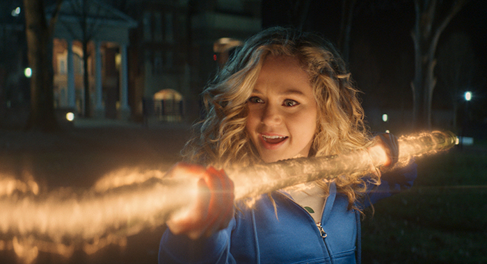 Brec Bassinger as Stargirl