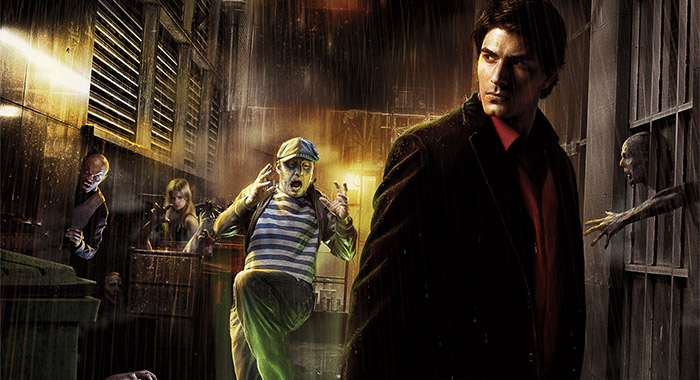 DYLAN DOG: DEAD OF NIGHT, US poster art