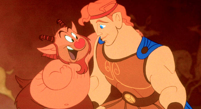 Hercules live action disney
