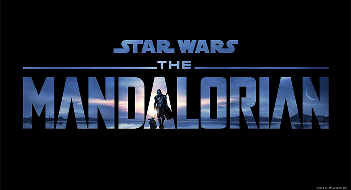 The Mandalorian season 2 logo