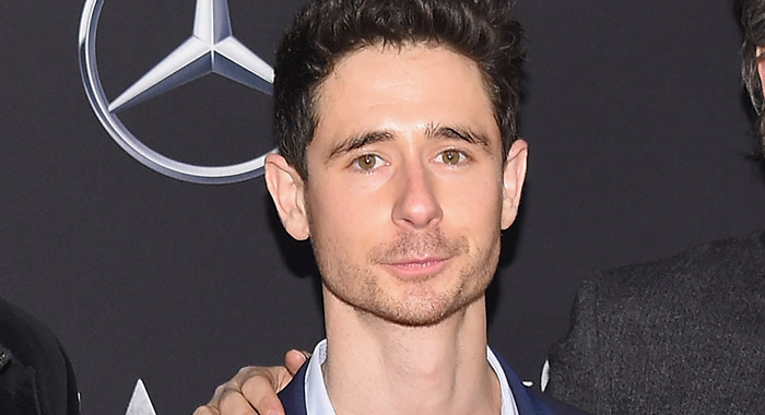 "Mike Lesslie at the the ""Assassin's Creed"" New York Premiere in 2016"