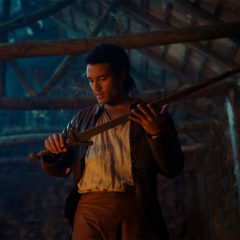 DEVON TERRELL as ARTHUR in episode 102 of CURSED