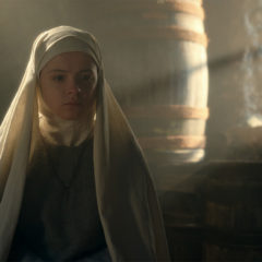 EMILY COATES as SISTER IRIS in episode 103 of CURSED