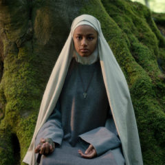 SHALOM BRUNE-FRANKLIN as SISTER IGRAINE in episode 104 of CURSED