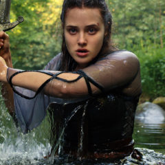 KATHERINE LANGFORD as NIMUE in episode 104 of CURSED