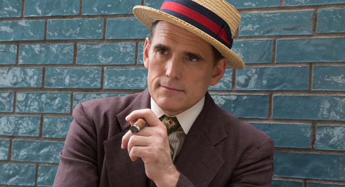 Matt Dillon in Capone