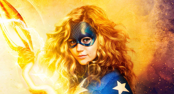 Brec Bassinger as DC's Stargirl