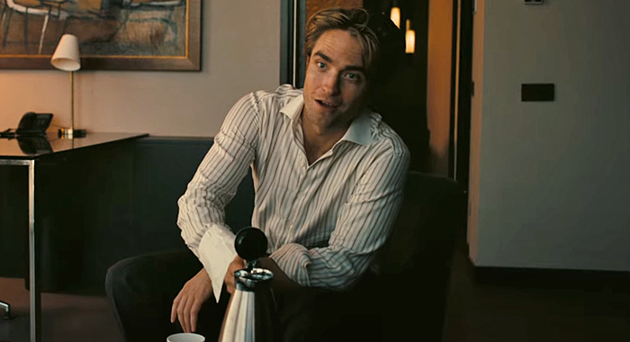 Robert Pattinson in Tenet