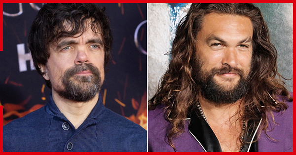 <em>GoT</em>&#8216;s Peter Dinklage and Jason Momoa Team Up for Vampire Movie, and More News