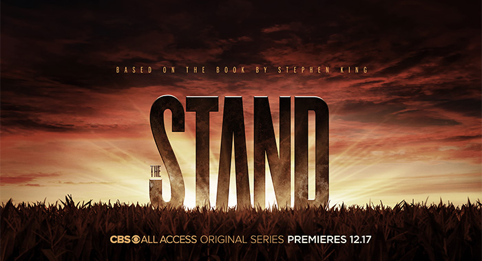 Keyart for The Stand series for CBS All Access