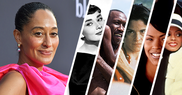 Tracee Ellis Ross's Five Favorite Films