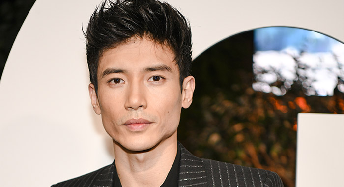Manny Jacinto in December 2019