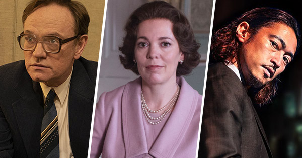 <em>Chernobyl</em>, <em>The Crown</em>, <em>Fleabag</em>, and <em>Giri/Haji</em> Lead BAFTA 2020 TV Nominations