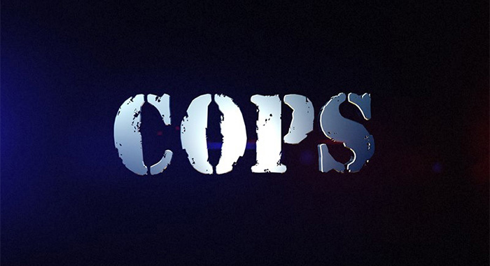 Fox show Cops logo