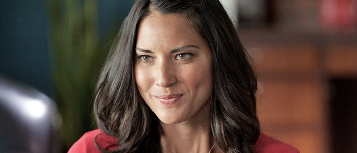 Olivia Munn in The Babymakers