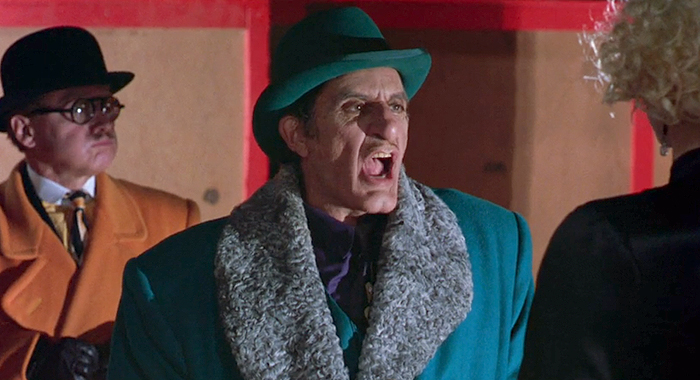 Al Pacino in Dick Tracy