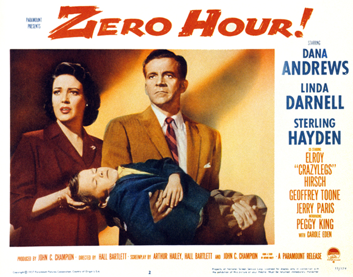 Poster for Zero Hour!