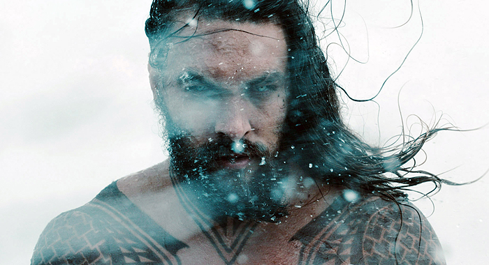 Jason Momoa in Justice League