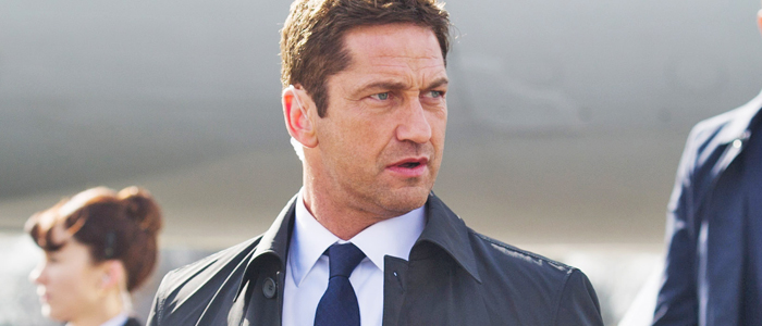 Gerard Butler in London Has Fallen