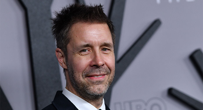 Paddy Considine in January 2020