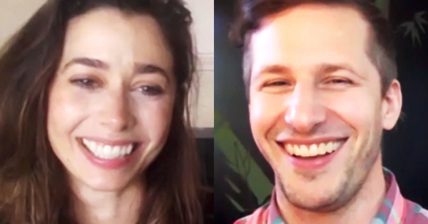 <em>Palm Springs</em>&#8216; Andy Samberg and Cristin Milioti on the &#8220;Crazy S&#8211;t&#8221; They&#8217;d Do In a Time Loop