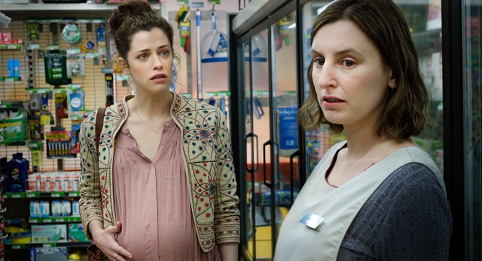 The Secrets She Keeps on Sundance Now_Jessica de Gouw and Laura Carmichael
