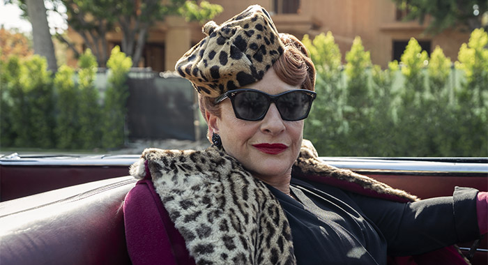 PATTI LUPONE in Episode 102 of HOLLYWOOD