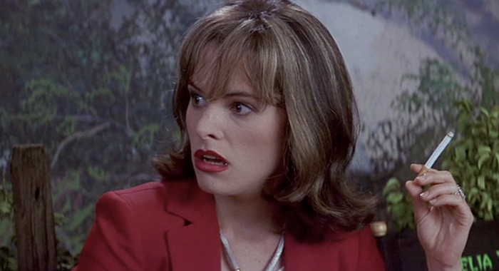 Parker Posey in Scream 3