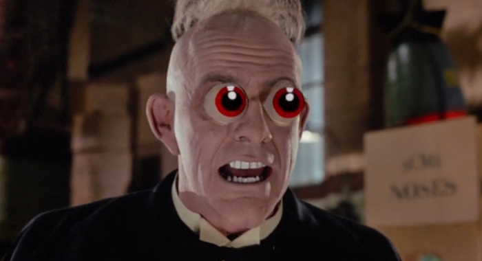 Christopher Lloyd in Who Framed Roger Rabbit?