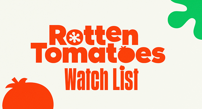 Rotten Tomatoes Watch List