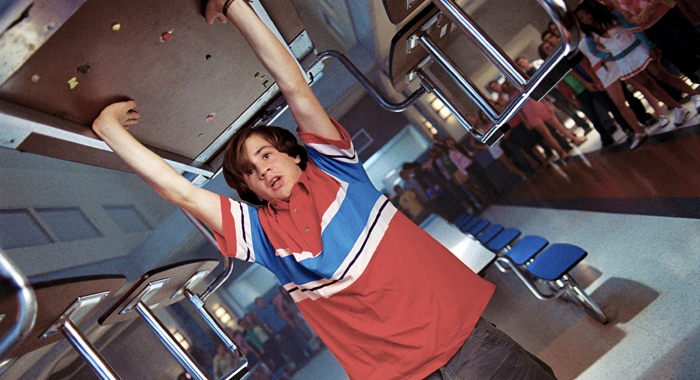 Michael Angarano in Sky High