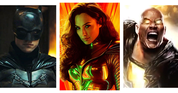 Your Full List of All Upcoming DC Movies – With Key Details