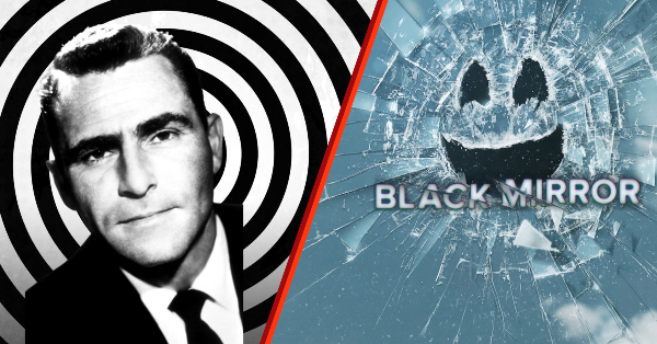 <em>The Twilight Zone</em> Vs. <em>Black Mirror</em>