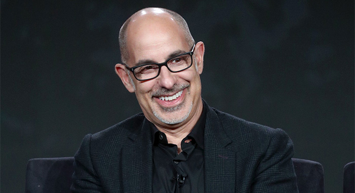 David S. Goyer in 2018