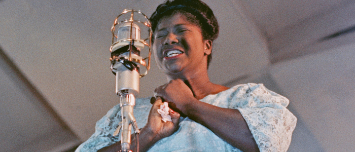 Mahalia Jackson in Jazz on a Summer's Day